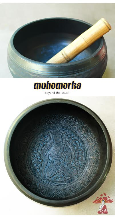 budha singing bowl