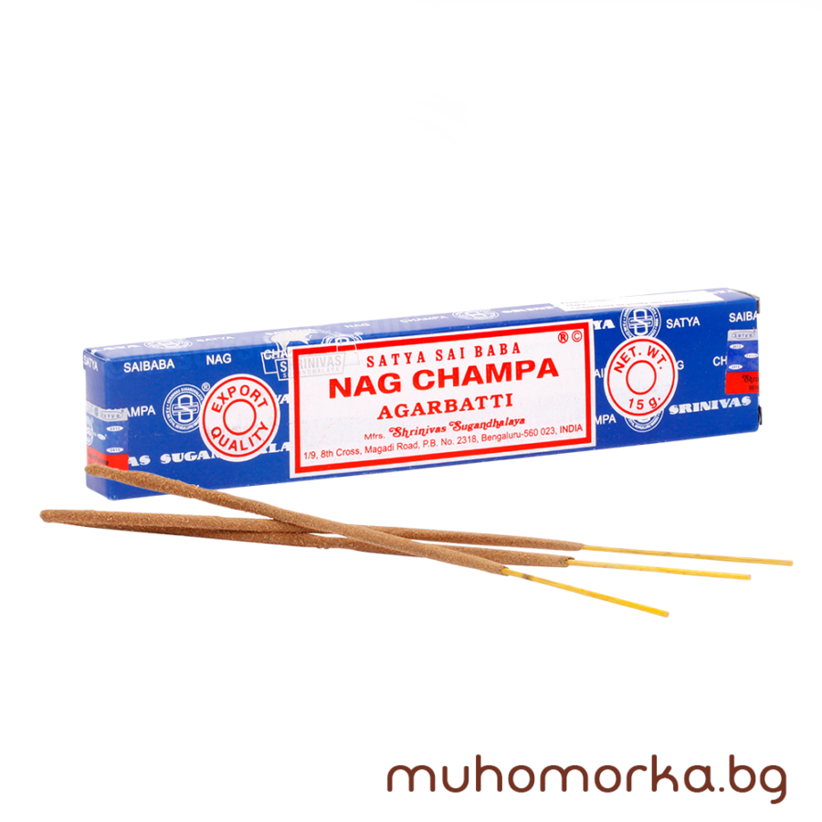 Ароматни пръчици - Satya Nag Champa