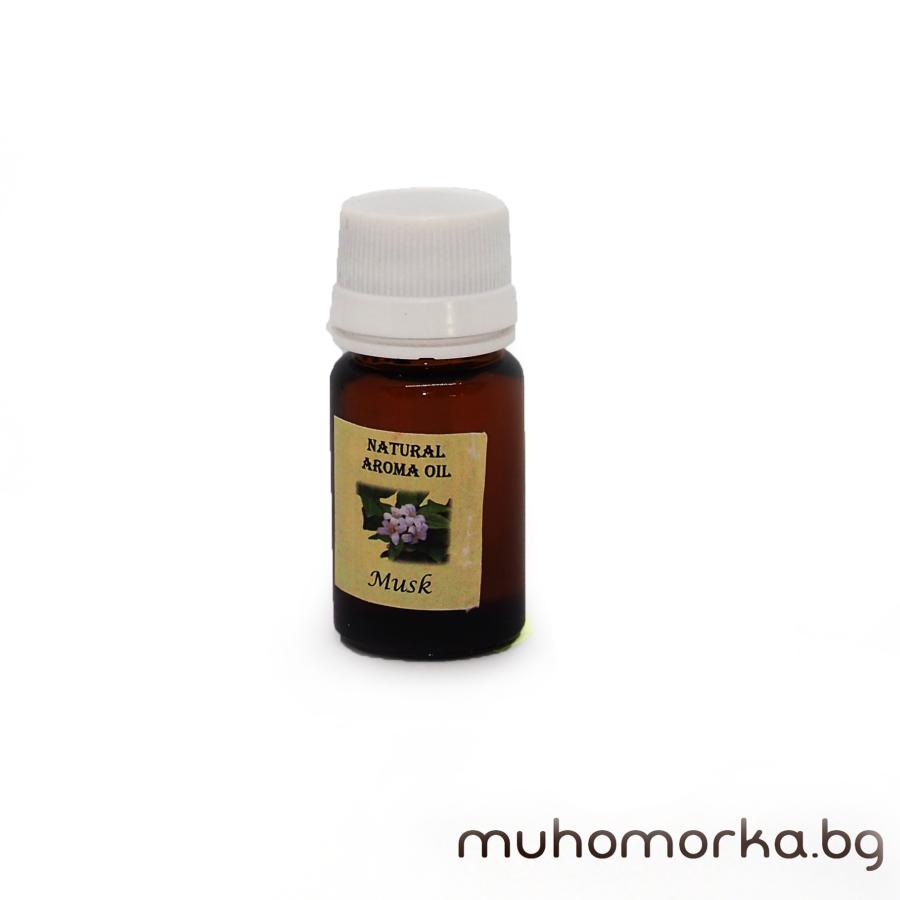 Натурално ароматно масло - Мускус