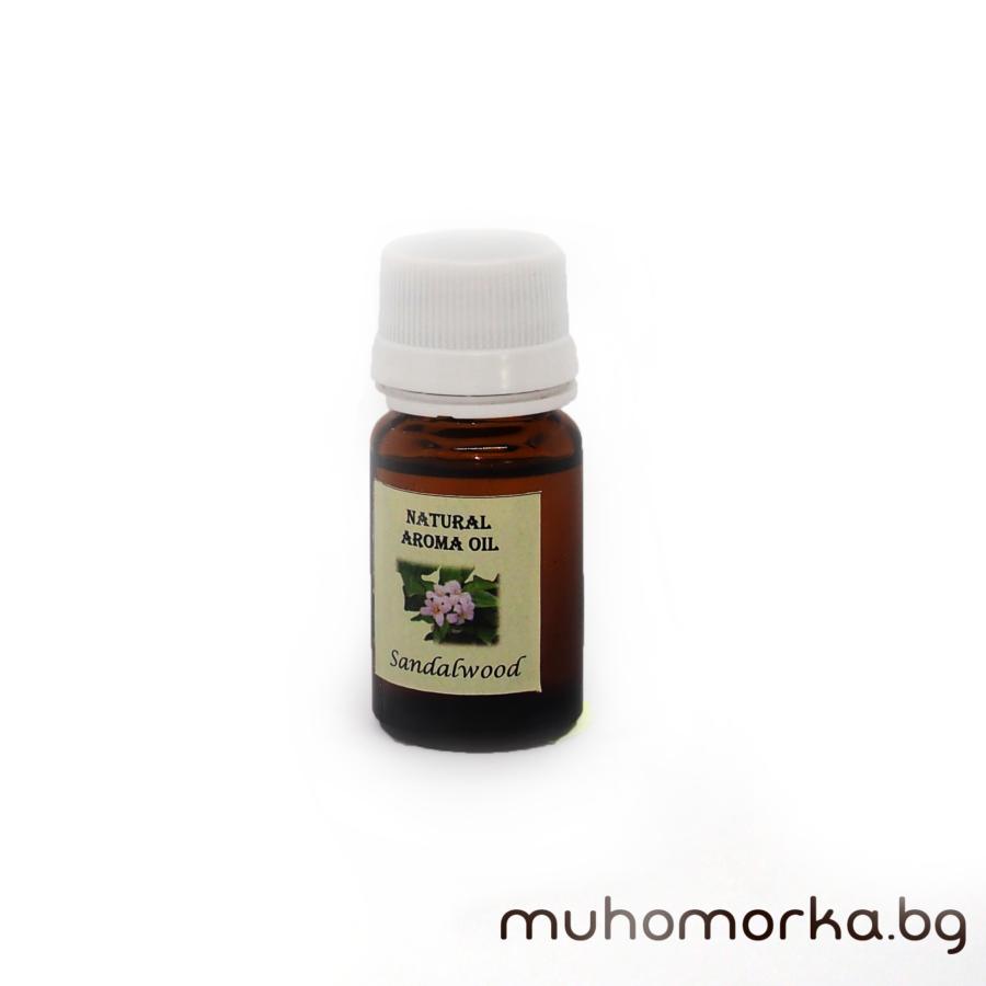 Натурално ароматно масло - Сандал