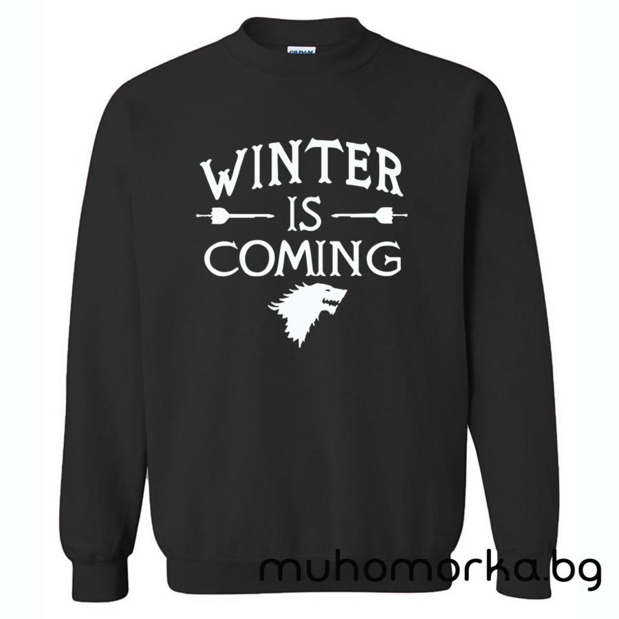 суетшърт winter is coming