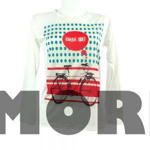 блуза колело
