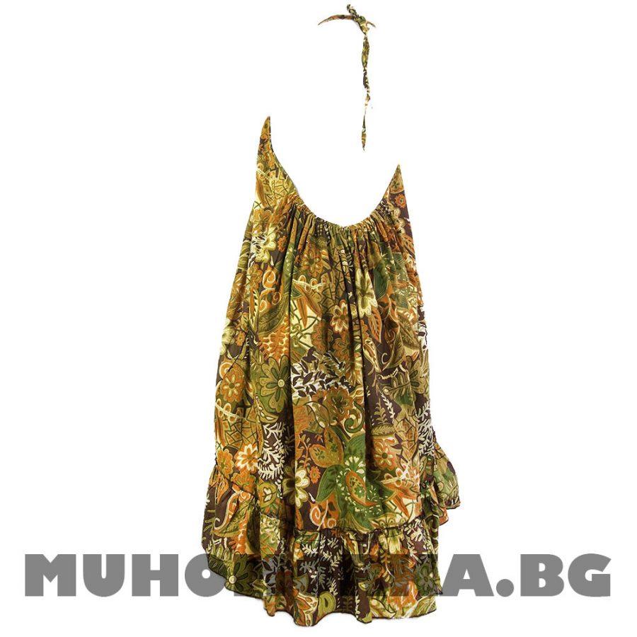 овърсайз рокля