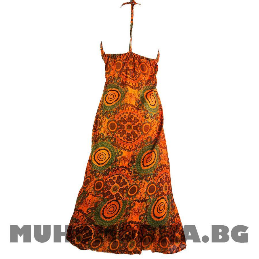 дълга рокля МАНДАЛА