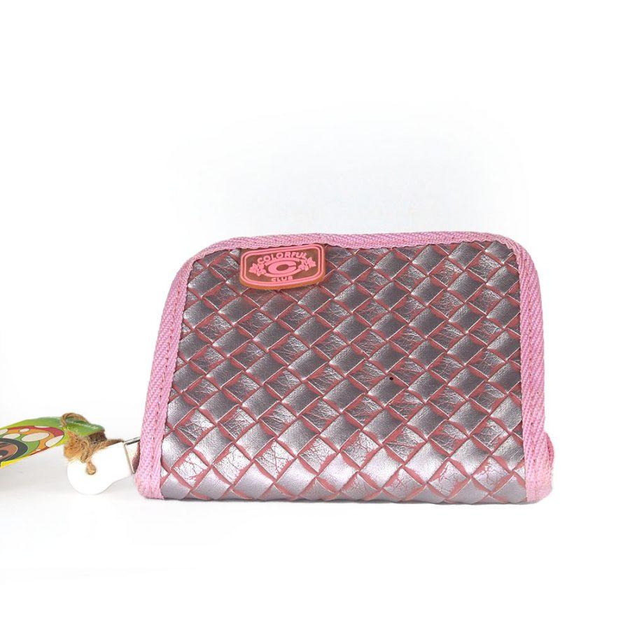 розово портмоне