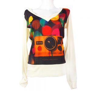 блуза фото камера
