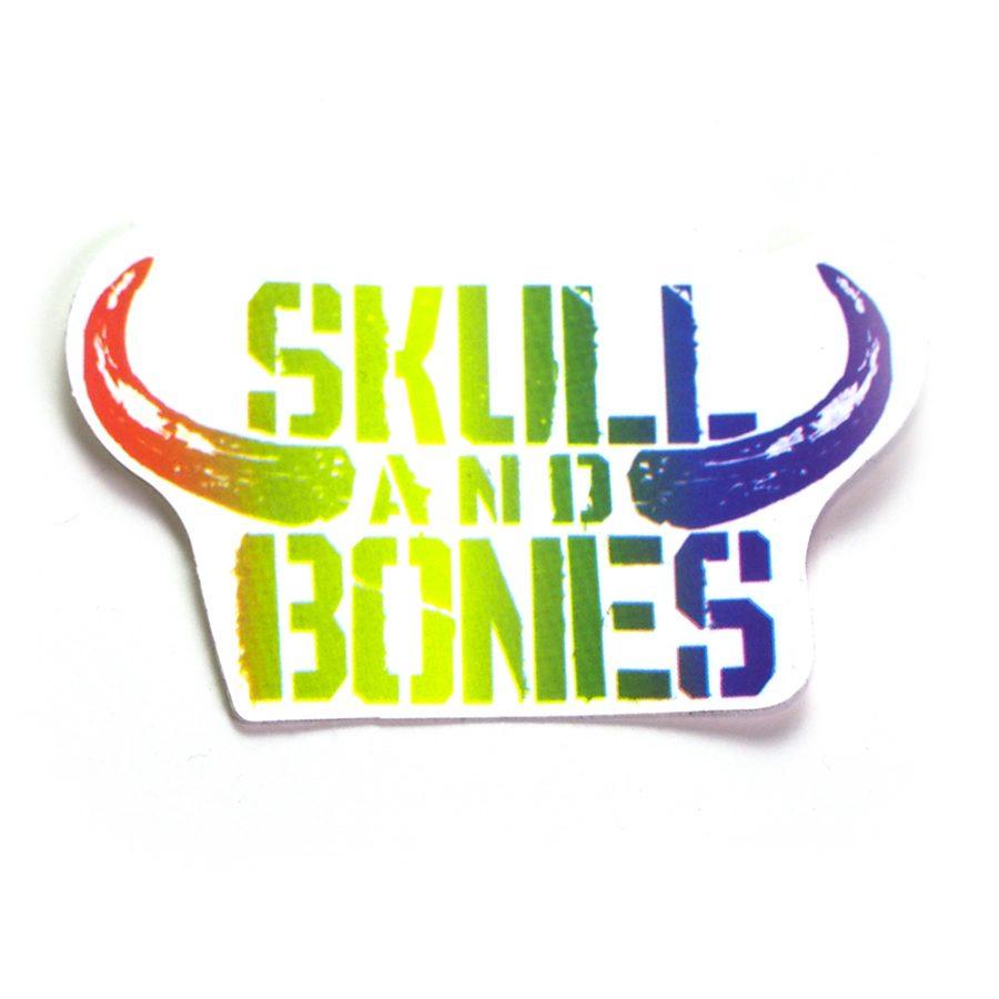 лепенка череп и кости
