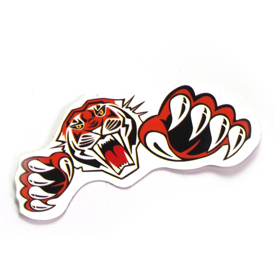 лепенка боен тигър