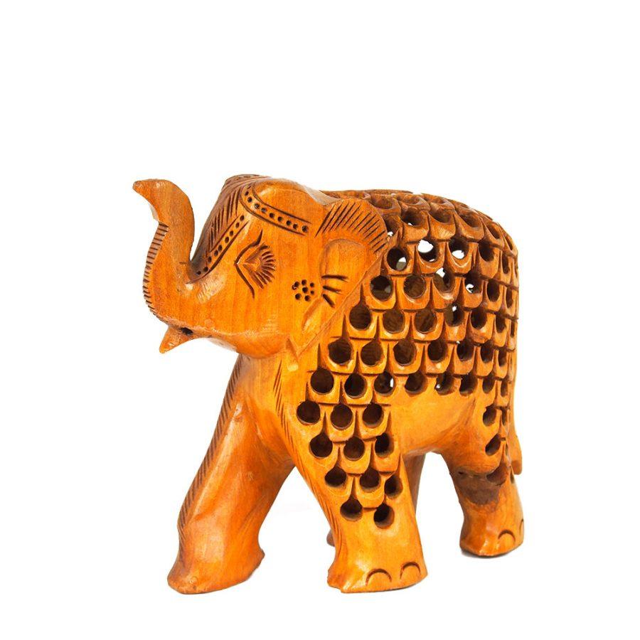 слон с хоботче