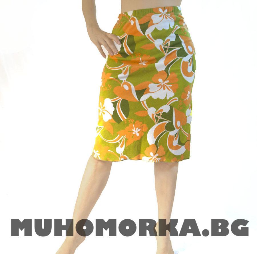 рокля пола за плаж