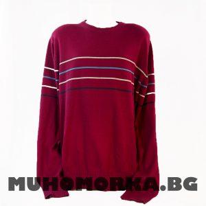 мъжки пуловер XXL