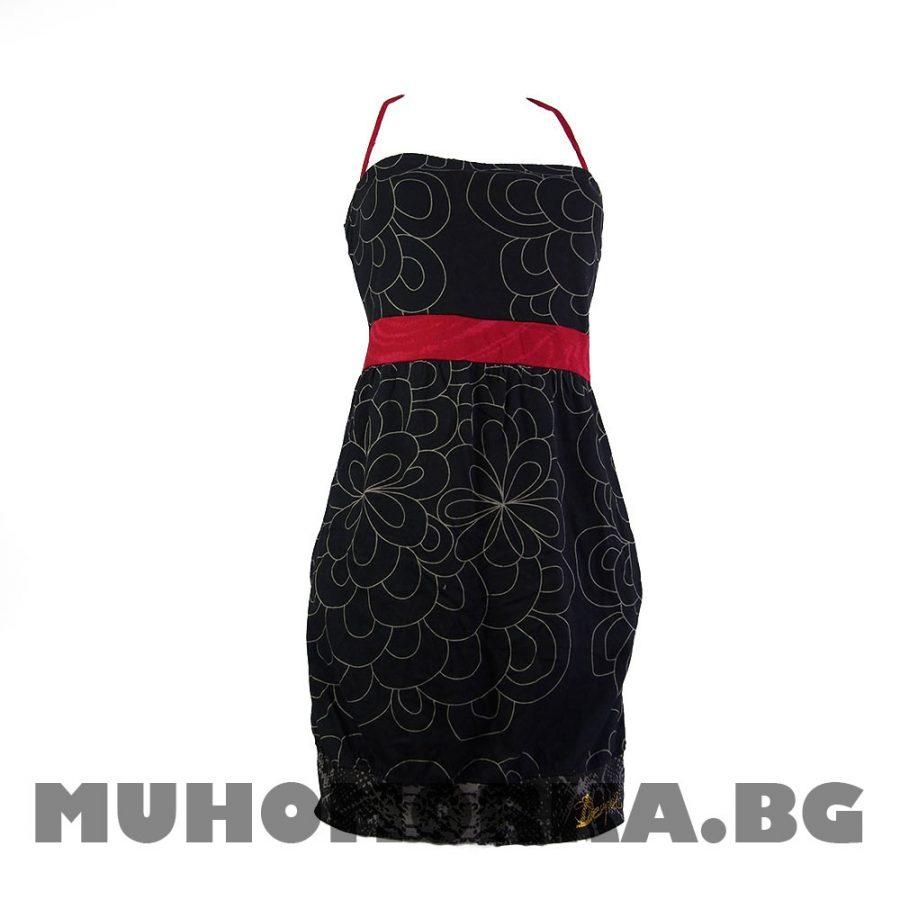 рокля с презрамки
