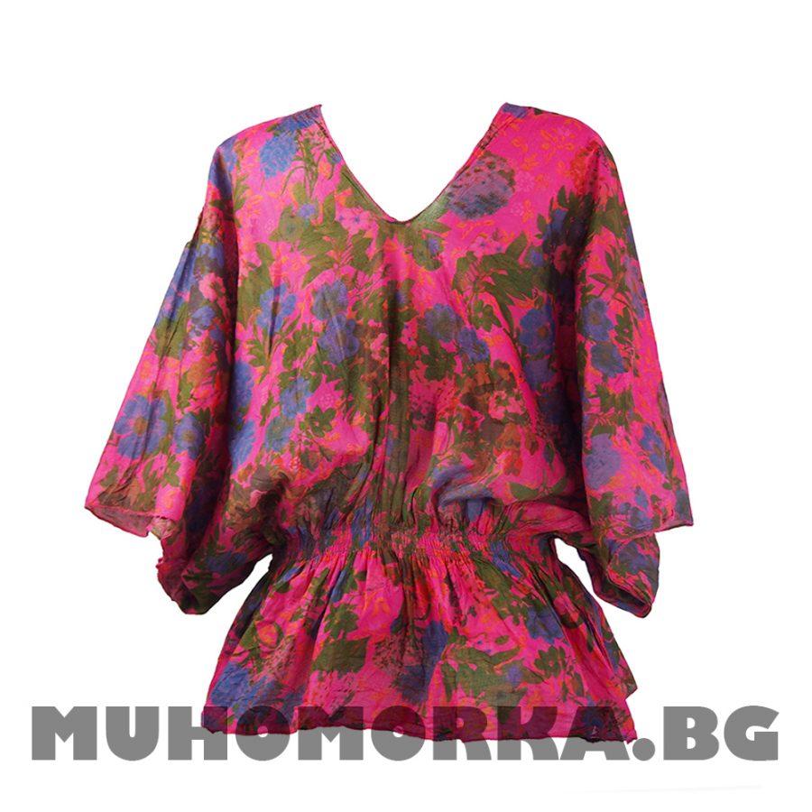 широка блузка