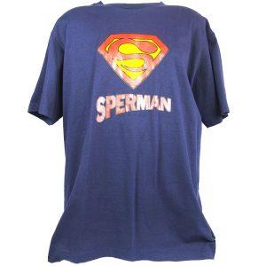 Тениска суперман