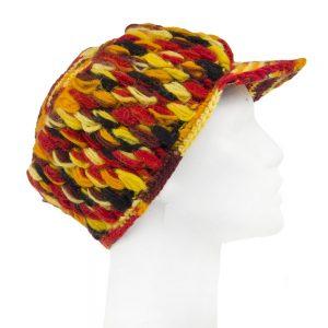 вълнена шапка за зима