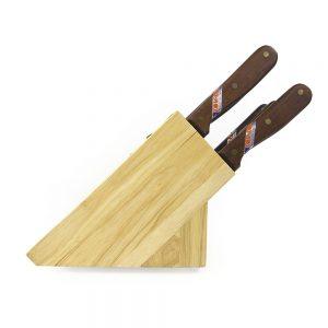 ножове с поставка за кухня