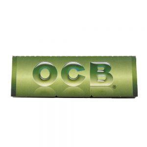 листчета ocb зелени