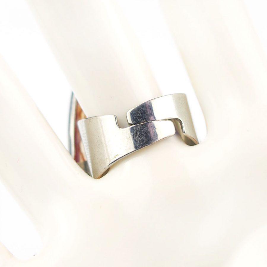пръстен с полускъпоценен камък ахат