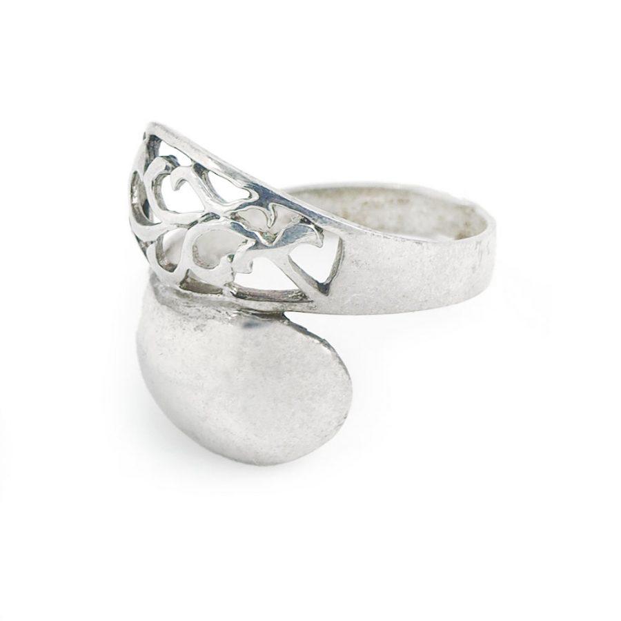 сребърен пръстен 925 подарок за момиче